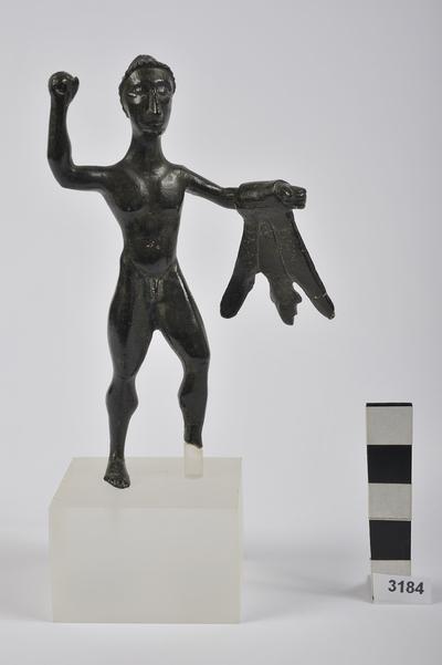 statuetta / Ercole