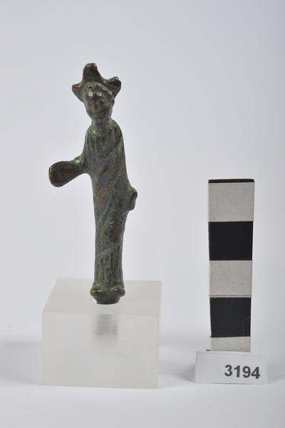 statuetta / offerente