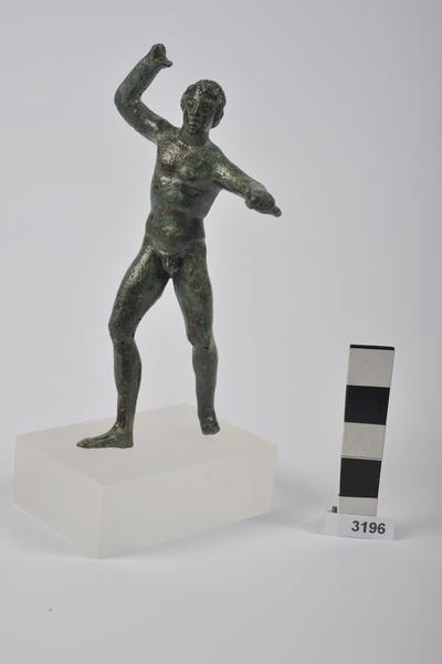 statuetta / atleta
