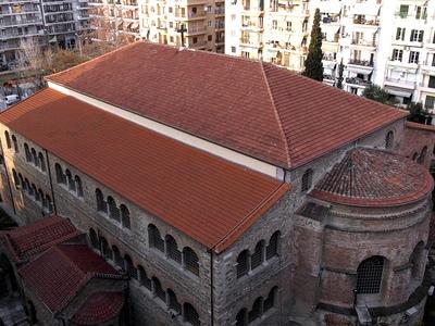 Church of Panagia Acheiropiitos (IMAGE)