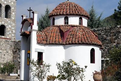 Monastery of Panagia Kalamou (IMAGE)