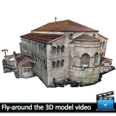 Church of Panagia Acheiropiitos (VIDEO)