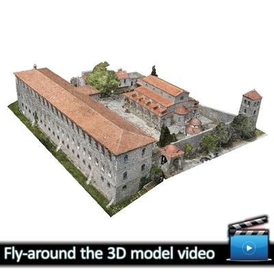Monastery of Panagia Kalamou (VIDEO)