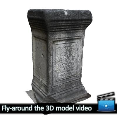 Church of Panagia Acheiropiitos - Tombstone (VIDEO)