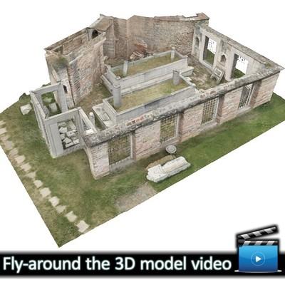 Rotunda - Funeral Enclosure (VIDEO)