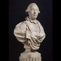 Rendu 3D du buste de Joseph II