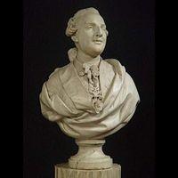Rendu 3D du buste de Louis XVI