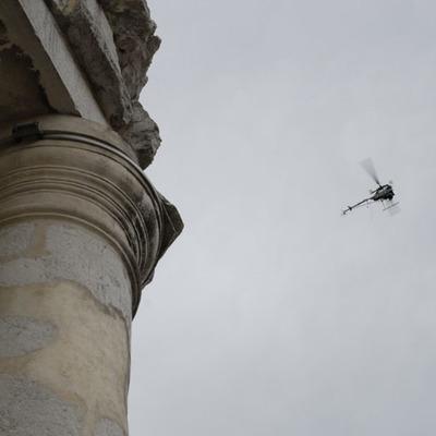 Photographie 3 du copter 4b en vol (la Turbie)