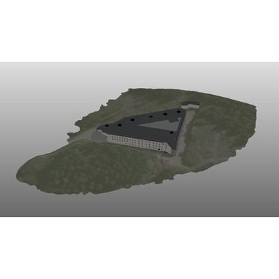 Werk Lusern - 3D