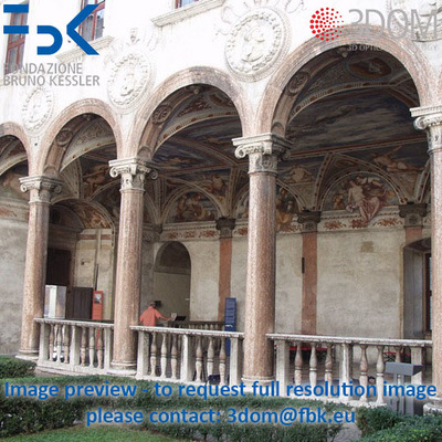 Loggia Romanino - Image