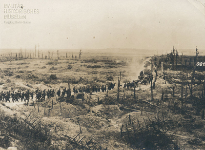 30.03.1915 - Peter im Zahnstocher-Wald