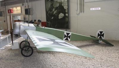 15.07.1915 - Die Fokker-Plage