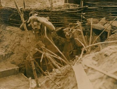 15.05.1917 - Peters ehemalige Front
