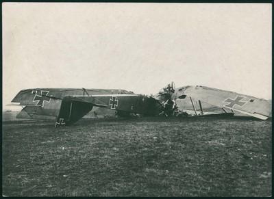 24.08.1917 - Peters Flugzeuge