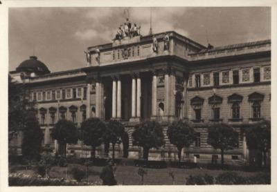 Lwów. Uniwersytet (nowy)
