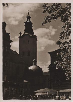 Lwów. Katedra Łacińska
