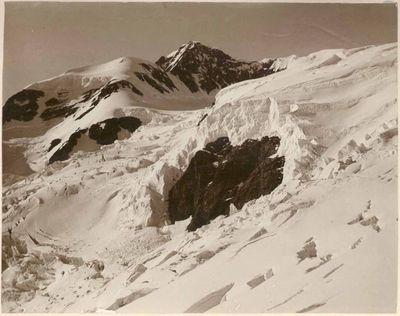 GHIACCIAIO DEL LYS -  4000 M. IST.A SOLE. VALLE DI AOSTA/ VAL DI GRESSONEY, IL  GHIACCIAIO DEL LYS