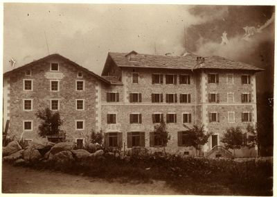 GD. HOTEL CERESOLE REALE. CANAVESE/ CERESOLE REALE, IL GRAND HOTEL