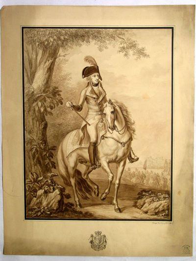 Le Marquis de Chateller General Major an 1798