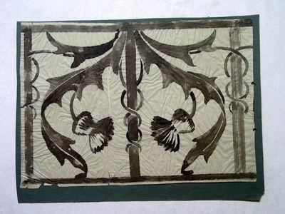Lanificio-Scuola Piacenza a Biella, studio di decorazione della facciata