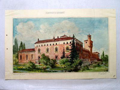 Castello d'Albano - Progetto di restauro