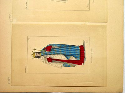Philippe III Le Hardi  (XIIIe siècle)
