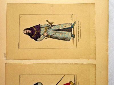 Chevalier de la Cosse du Genet  (XIIIe siècle)