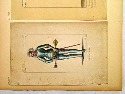 Sergent d' Arme (XIIIme siècle - Règne de Louis IX )