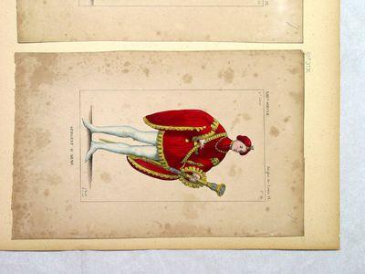 Sergent d' Arme (XIIIme siècle - Règne de Louis IX)