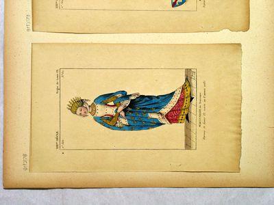 Marguerite de Provence (XIIIme siècle - Règne de Louis IX)