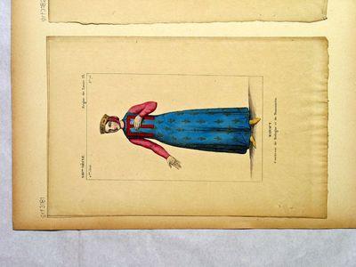 Mahaut, Comtesse de Bologne et de Dammartin   (XIIIme siècle - Règne de Louis IX)