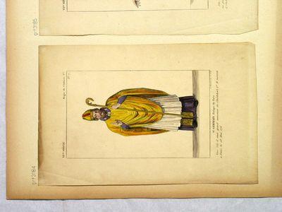 S.t Germain, Eveque de Paris   (VI.me siècle - Règne de Clotaire 1.er)