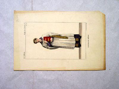 Costume de Prètre  (VI.me siècle - Règne de Clotaire I.er)