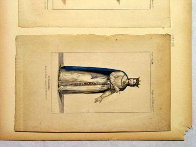 Ultrogothe, Reine de France, épouse de Childebert  (VI.me siècle - Règne de Childebert I.er)