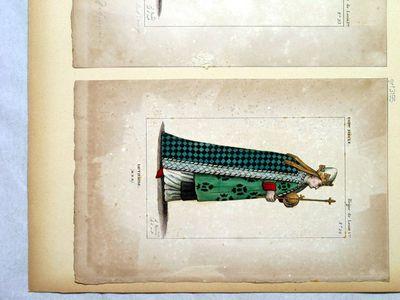 Lothaire  (VIII.me siècle - Règne de Louis 1.er)