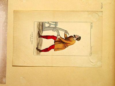 Costume du Peuple  (VII.me siècle - Plusieurs Règnes)