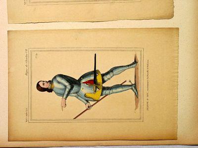 Jeanne d'Arc, surnommée la Pucelle d'Orléans (XV.e siècle - Règne de Charles VII)