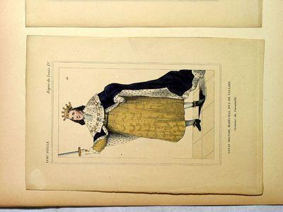 Louis Hector, Maréchal, Duc de Villars-Costume du Connétable (Règne de Louis XV-XVIII.e Siècle)