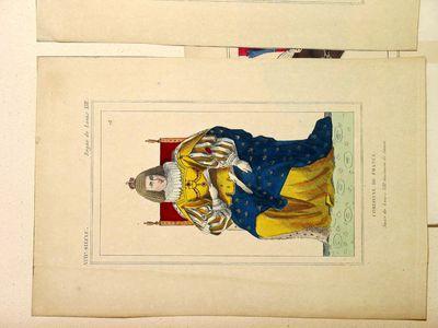 Christine de France, Soeur de Louis XIII, Duchesse de Savoie (XVII Siécle - Régne de Louis XIII)