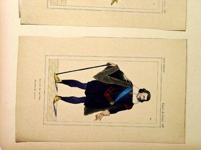 Gilles de Souvrè, Marèchal de France (XVII Siécle - Régne de Louis XIII)