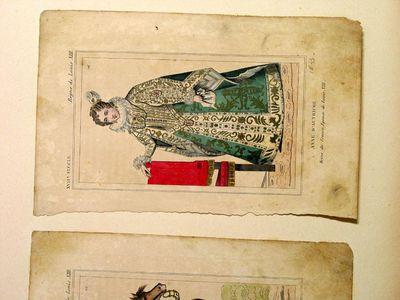 Anne d'Autriche, Reine de France, epouse de Louis XIII (XVII Siécle - Régne de Louis XIII)