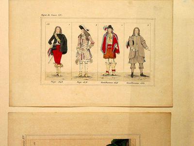 Règne de Louis XIV - Page 1646 - Page 1678 - Gentilhomme 1646 - Gentilhomme 1664