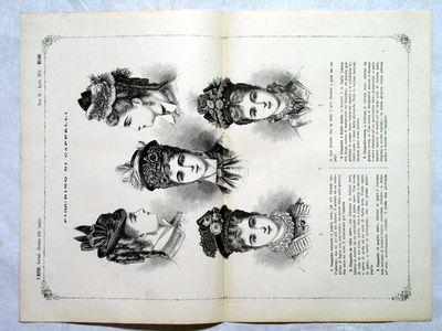 Il Bazar - Giornale illustrato delle famiglie