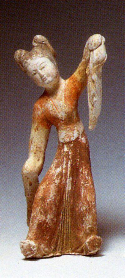 Figura di danzatrice
