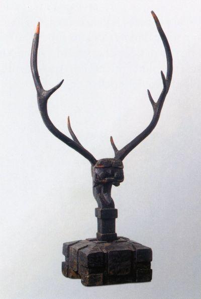 Zhenmushou/ mostro protettore della tomba