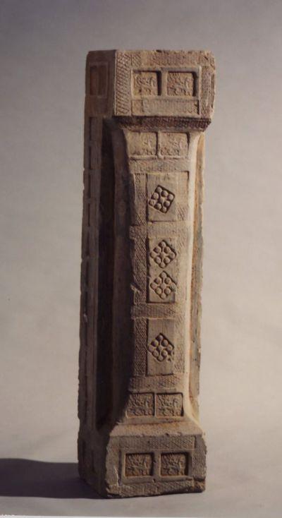 Mattone modellato e stampato su quattro lati