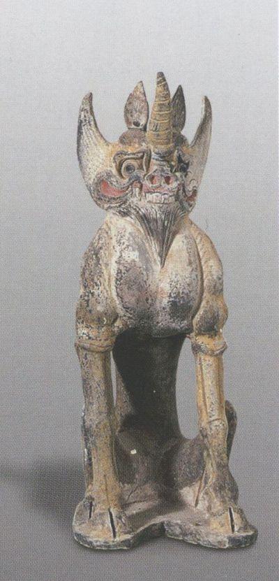 Zhenmushou/ creatura protettrice della tomba