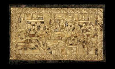 3D model of Ivory wallet