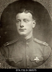 Vene 33.Jalaväediviisi 131.Tiraspoli polgu 1.pataljoni ohvitser                      alamleitnant Lebedinski.