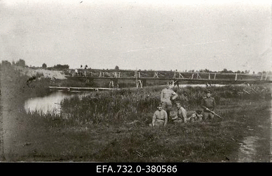 Vene 33.Jalaväediviisi 131.Tiraspoli polgu ohvitserid.